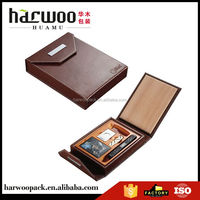 Factory Supply special design rectangular wood cigar boxes for sale