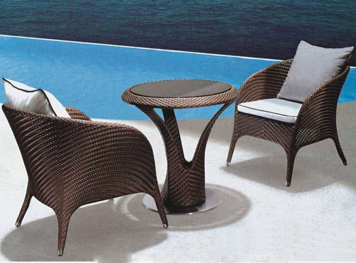 China Supplier bright colored outdoor furniture New Product environmentally protective