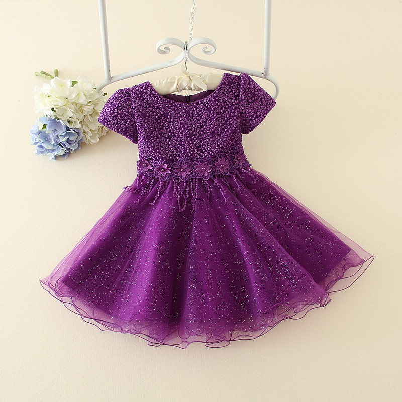 New Pakistan Pageant Red Princess Tutu Girls Party Dress 3-9 Years ...
