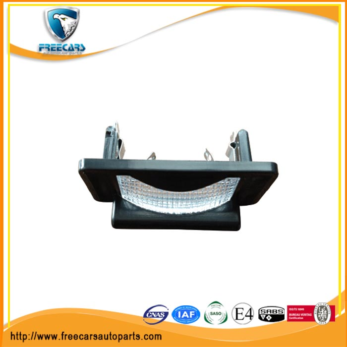 License Plate Lamp suitable for MERCEDES BENZ