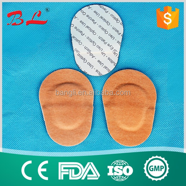 Eye Patches Medical Adhesive Tape for Kids