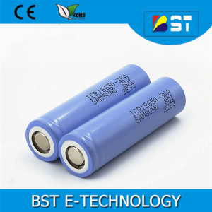 High capacity Samsung ICR18650 30A li-ion battery 3.7v 3000mAh Samsung SDI 18650 battery Samsung ICR18650-30A
