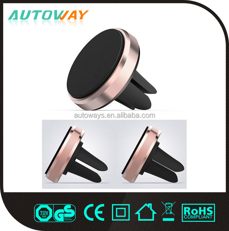 Fashion Design Magnetico Auto Air Vent Mount Supporto Del Telefono Mobile Dell'automobile