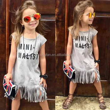 cf057a517d6f8 Hot Girl Clothing New Baby Girls Dresses Summer 2016 Casual Letter Fashion  Kids Cotton Frocks Design - Buy Cotton Frocks For Girls,Kids Cotton Frocks  ...