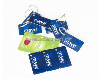 Custom plastic keychain cards with ring for pvc business card buy custom plastic keychain cards with ring for pvc business card reheart Gallery