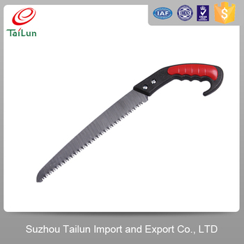Japanese Carbon Steel Garden Hand Saw For Wood