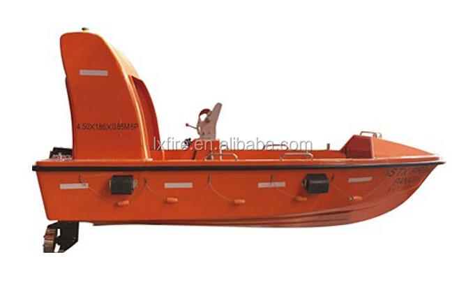 Kr Type Rigid Rescue Boat 5.5m For Sale