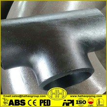 ASTM A234 WPB 8 inch sch 160 equal tee