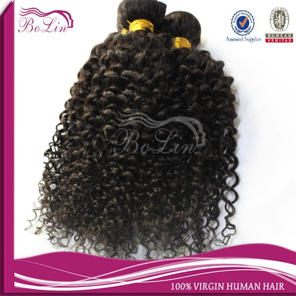 Fast delivery factory wholesale jerry curl unprocesse malaysian weaving hair