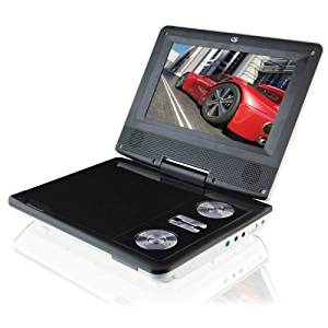 "Gpx Pd701w Portable Dvd Player . 7"" Display . White . Dvd+Rw, Dvd. Rw, Cd. Rw . Jpeg . Dvd Video . 16:9 . 2 X Speaker(S) . Cd. Da . 1 X Headphone Port(S) . Lithium Polymer ""Product Type: Video Electronics/Portable Video Players"""