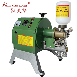 Kamege XD-309 leather shoe upper edge gluing machine box industry packaging products gluing