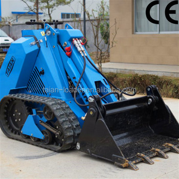 Track Loader For Sale >> Mini Skid Steer Loader Ms500 Mini Track Loader With Ce For Sale