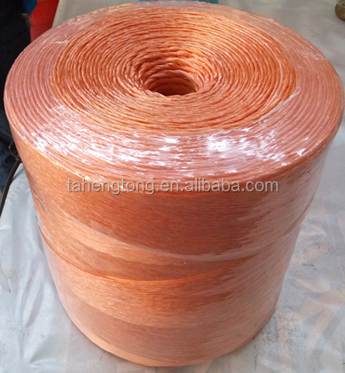 Hay package twine for agriculture and pasture farm