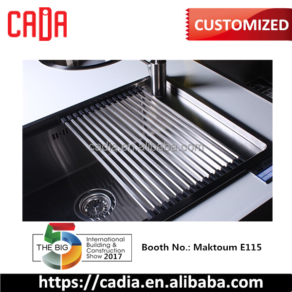 Kitchen Sink Dish Drainer, Kitchen Sink Dish Drainer Suppliers And  Manufacturers At Alibaba.com