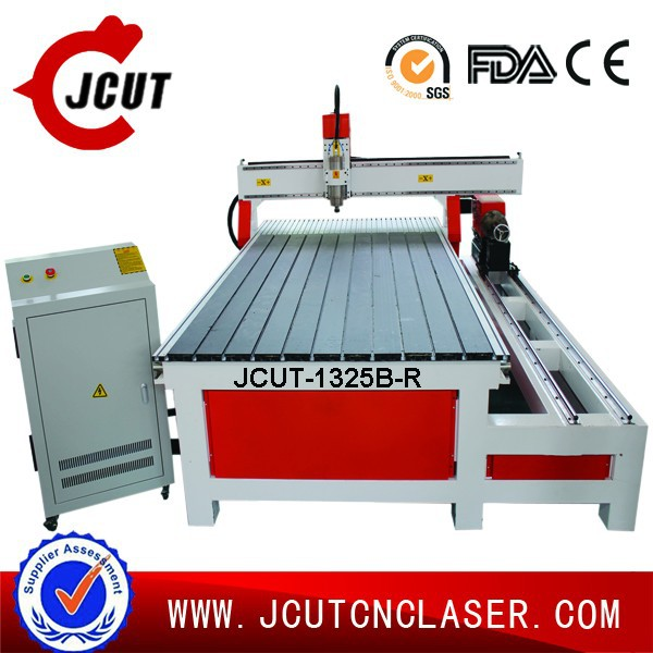 Furniture Making Equipment/Woodworking CNC Router/Wood Cutting Machine JCUT-1325B-R