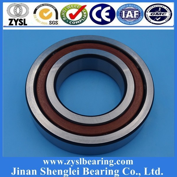 Precision Angular Contact Ball Bearing - 40x80x18mm (CTR, A5TR), (DU, SU), (L, M, H), (P5, P4) bearing 7208