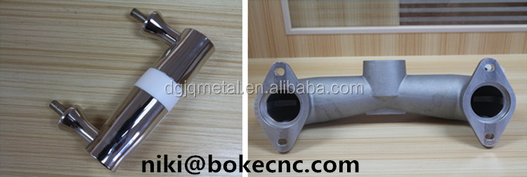 OEM stainless steel turning small metal parts architecture door handle turning spare parts
