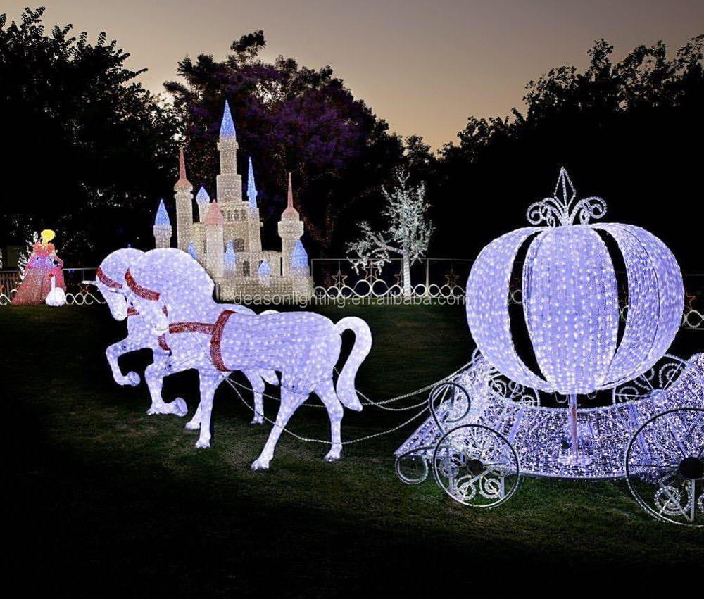 Christmas Horse Decorations.Christmas Horse Carriage Decorations Buy Outdoor Christmas Decoration Horse Carriage Christmas Horse Carriage Led Horse Carriage Product On