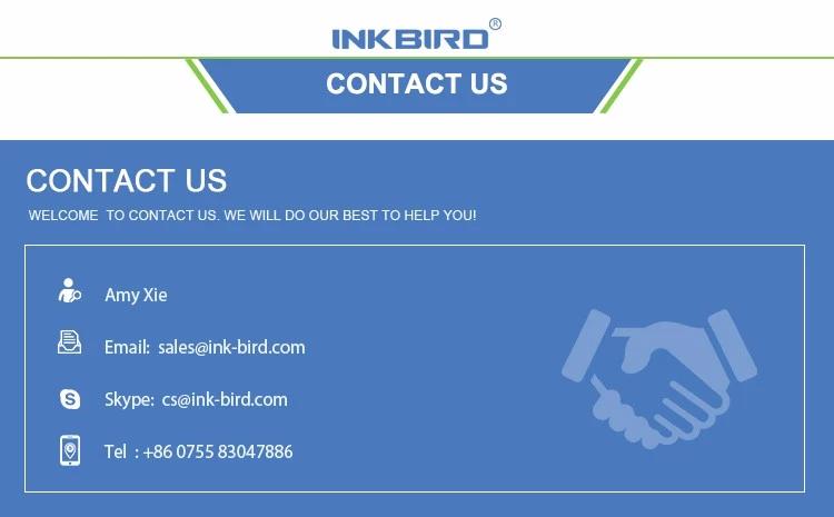 Inkbird Ipb-16 15a Digital Pre-wired Pid Temperature Controller ...