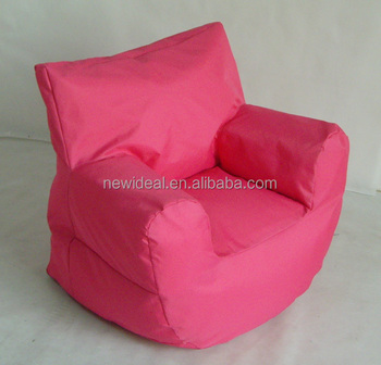 Good And Durable Beanbag Chair With Armrest And Backrest (NW1359)