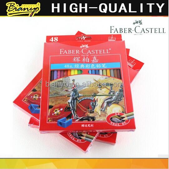Faber Castell 48 Pcs Colored Pencils Supplier
