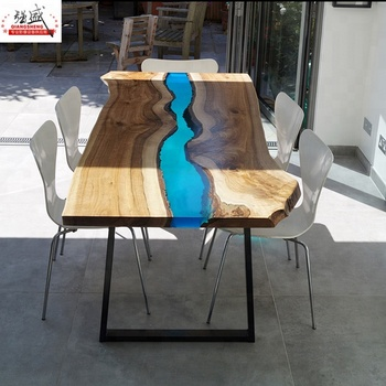 Coffee Table River Epoxy Live Edge Table Epoxy Resin Glue Filling With Waterfall Buy Epoxy Resin Glue River Table Epoxy Table Filling Epoxy Resin
