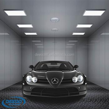 Underground Garage Cost deao low cost car lift underground garage parking car elevator