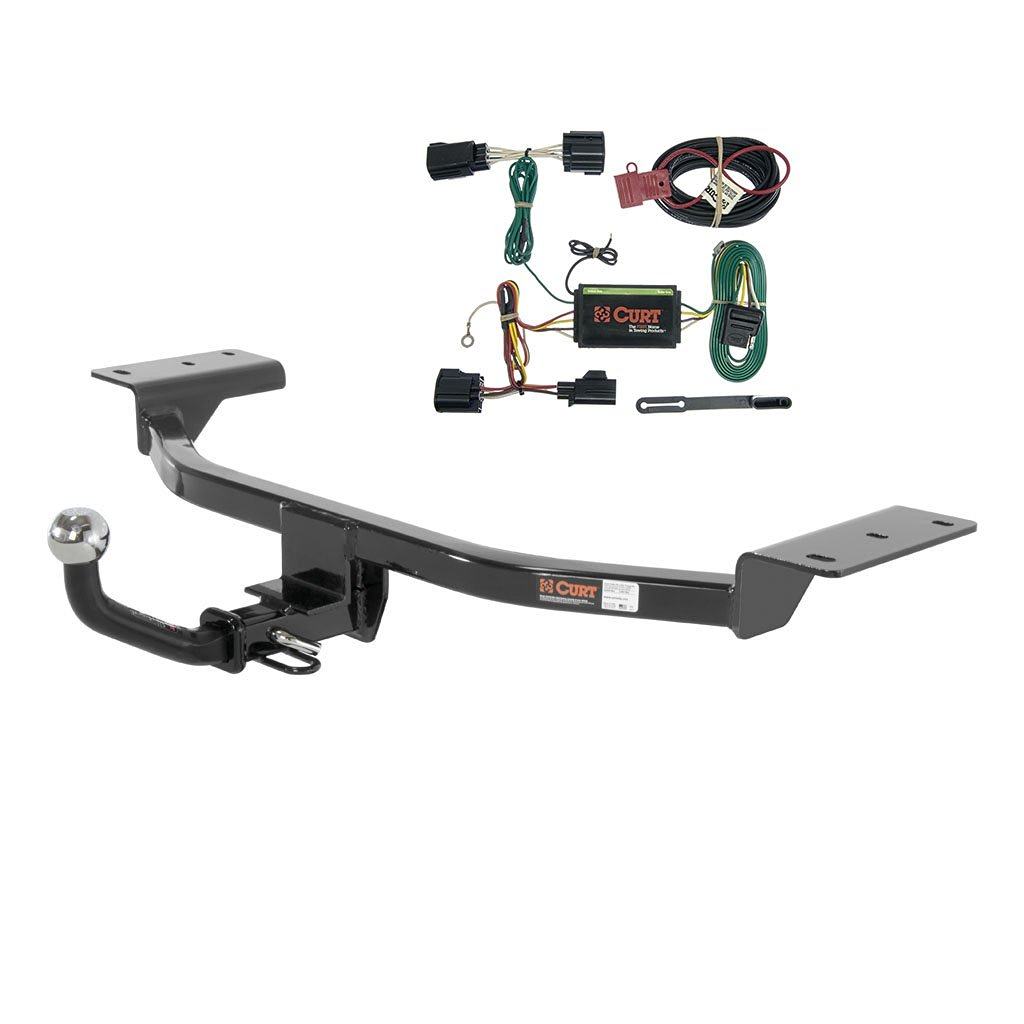 Cheap Ford Focus Trailer Find Deals On Line At 2014 Suspension Get Quotations Curt Class 1 Hitch Bundle With Wiring For 2012 111582
