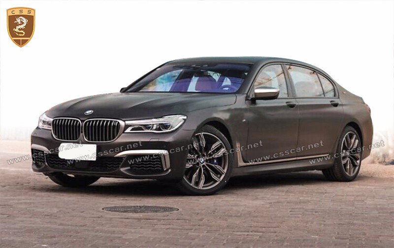 For Bmw 7 Series 760 Body Kit Mtech Style 760 M Body Kit Pp In