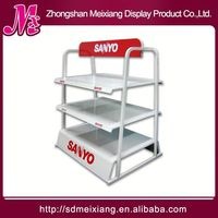 lucite display rack, MX9652 display shelf for sport goods