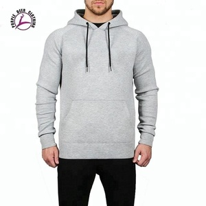 Wholesale men's slim fit custom make hoodie with your logo
