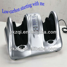 Newly multifunction vibration shiatsu electromagnetic leg foot massage with heating and roller
