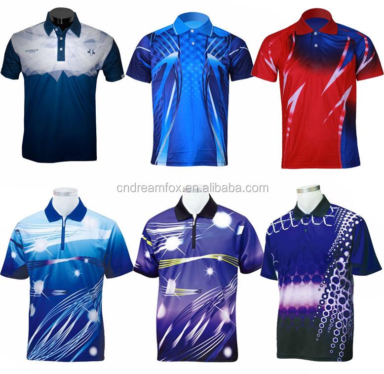 e0bd643b0 2017 latest team new design cricket jerseys Best quality custom new model  digital printing cricket jersey