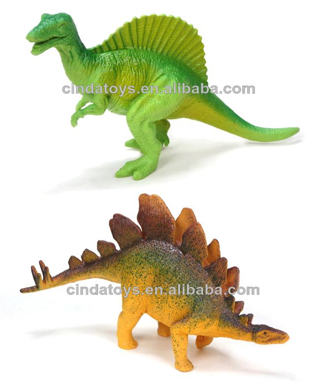 Hot Fierce Dinosaur Model Children Play Animal Set For Sale