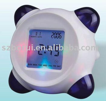 Br-509 Alarm Clock Timer Clock Desk Decor Clock