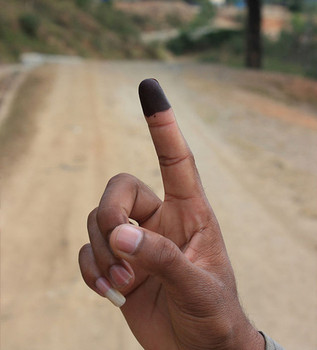 2017 Used For Congress Indelible Election Ink For Thumb Stamping