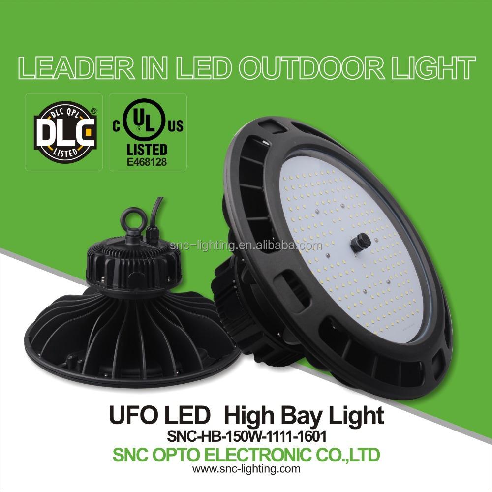Ul Cul Dlc Certification 110 Degree Ufo Led High Bay Light 150w