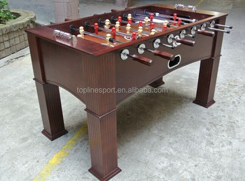 Incroyable 5ft High End Solid Wood Foosball Table T35435