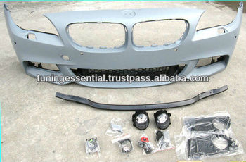 Front Bumper For BMW F10 5 Series M-Tech Style PU