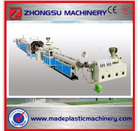 The PVC Fiber Enhancing Soft Cable Making Equipment