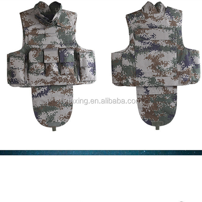 custom-color full protect level iv ak 47 plate carrier bulletproof vest