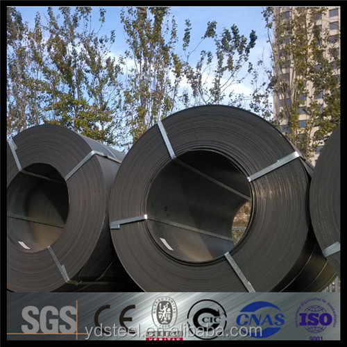 Best selling hot rolled pickled and oiled steel coil from China manufacture