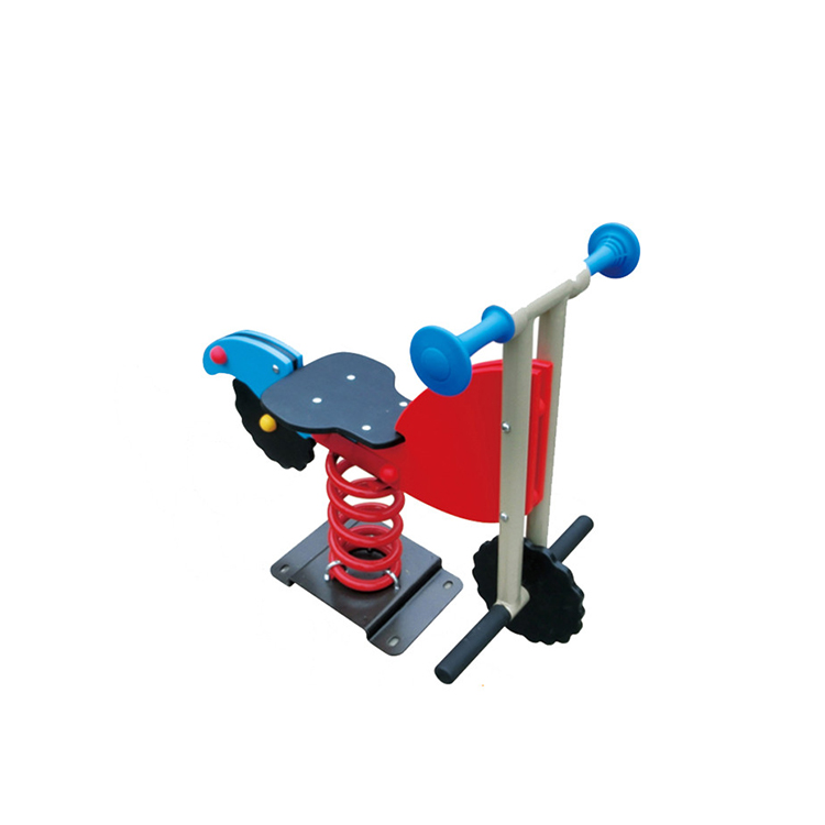 China Supply Hot Style Outdoor Kid'S Toy Spring Rider