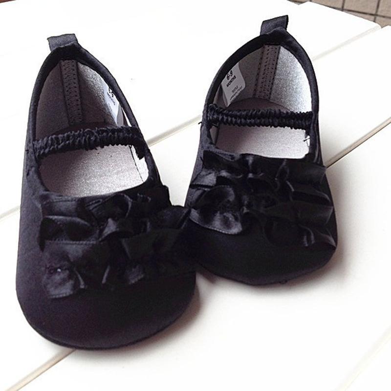 BNY Corner Baby Girls Patent Rhinestones High Top Toddler Infant Dress Shoes