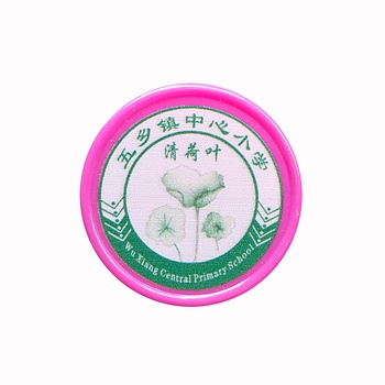 custom logo plastic token plastic nickel affordable reusable plastic token