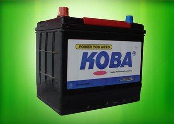 batterie voiture koba