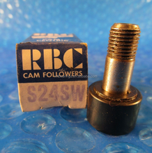 RBC S24 SW bearing Stud Type Cam Follower S24SW Track Roller Bearing CF3/4 SB