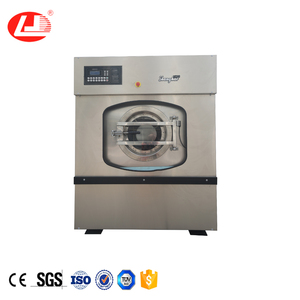 Industrial heavy duty 50kg washing machine for laundry shop