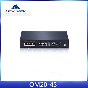 Cheap Newrock Technologies OM20-4S UC Mini IP PBX System