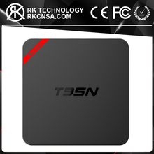 RK Best Performance Amlogic S905X Quad Core 1GB RAM T95N Mini MX Android TV Box